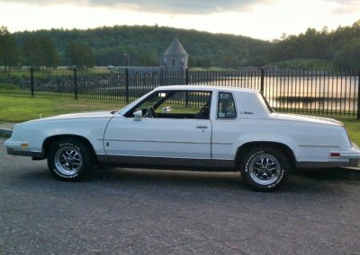 Rich's 1985 Oldsmobile