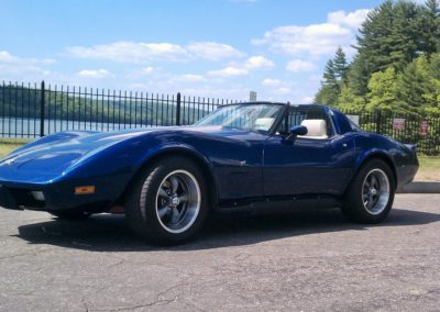 Rich's Custom Built Corvette